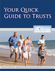 "Written by John Mangan, the Stuart Florida based probate and trust attorney, ""Your Quick Guide to Trusts"" provides the most relevant information about the value of trusts for estate planning. This free booklet is an important guide for people considering creation of trust to protect and assure proper distribution of their estate."
